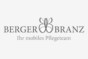 Berger-Branz Pflegeteam Logo